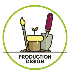 Produktionsdesign Smbol