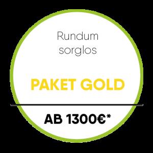 Rundum sorglos Paket Gold