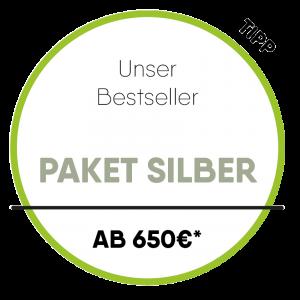 Beststeller Paket Silber