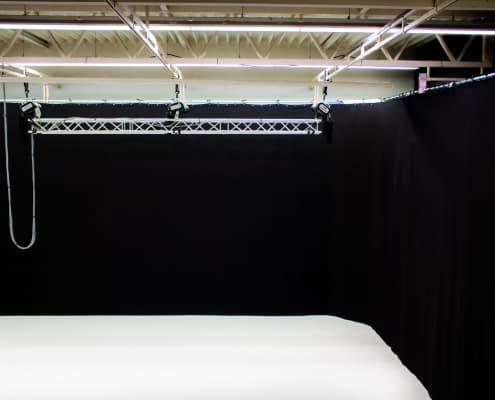 Vorhang für Ihre Produktion